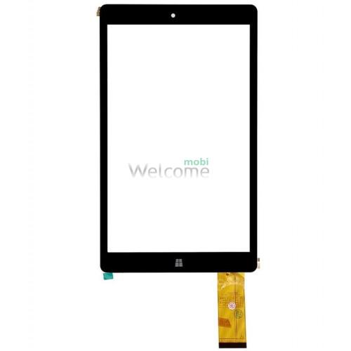 Сенсор до планшету Bravis (226*132) WXi89 3G тип 3 (HC226133A1-FPC) black