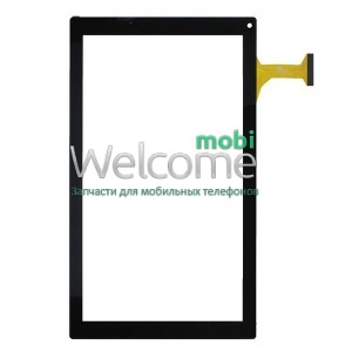 Сенсор до планшету Bravis (256*109) 10.1 NP101/Q100I/GT10PH10H 50 pin black