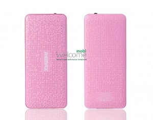 Power bank Remax Pure RPL-11 10000Ah pink