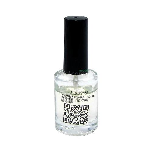 Клей силіконовий для додаткової фіксації захисного скла та плівок, флакон 20 ml