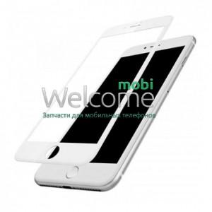 Скло iPhone 7 Plus/8 Plus 5.5 Japan HD++ біле