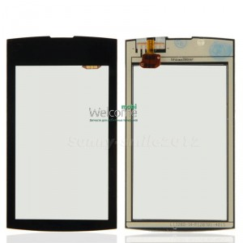 Сенсор Nokia 305/306 Asha black orig