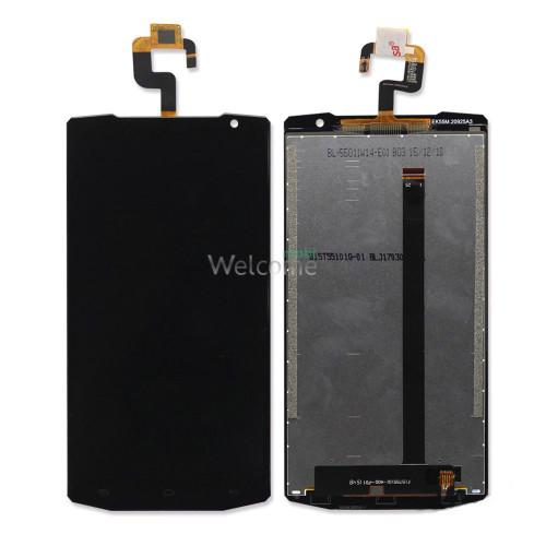 Дисплей Oukitel K1000 with touchscreen black