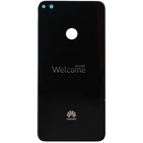 Задня кришка Huawei P8 Lite (PRA-L21) 2017/Nova Lite 2016/GR3 2017/Honor 8 Lite black