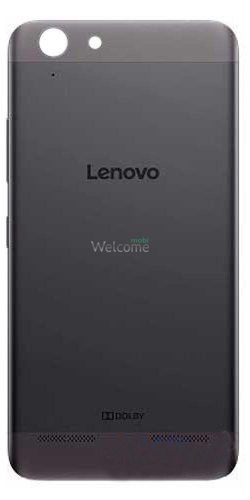 Задня кришка Lenovo A6020a40 Vibe K5/A6020a46 Vibe K5 Plus/Lemon 3 grey