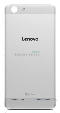 Задня кришка Lenovo A6020a40 Vibe K5/A6020a46 Vibe K5 Plus/Lemon 3 silver