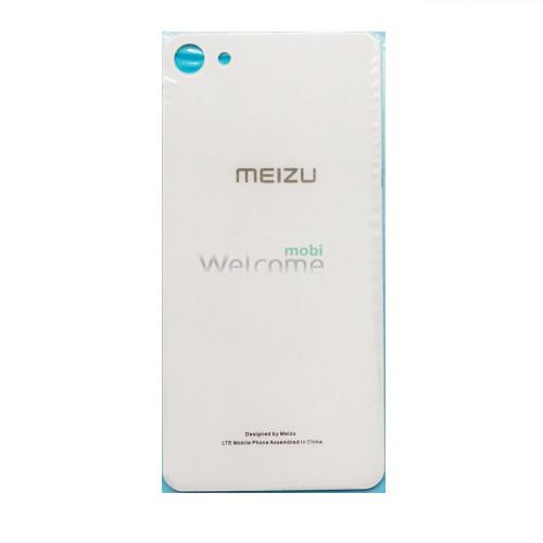 Задня кришка Meizu U10 white