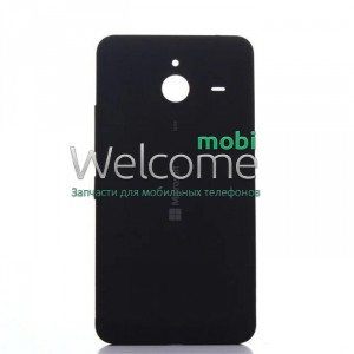 Задня кришка Microsoft 640 XL Lumia Dual Sim (RM-1062/RM-1065) black