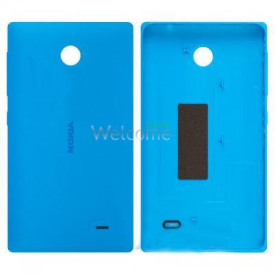 Задня кришка Nokia X Dual Sim (RM-980) blue