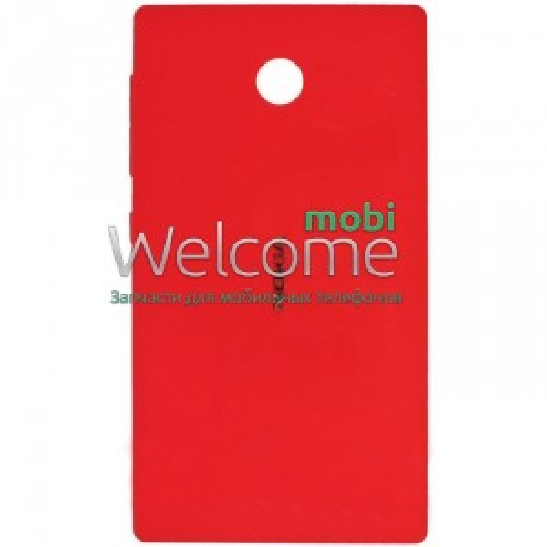 Задня кришка Nokia X Dual Sim (RM-980) red