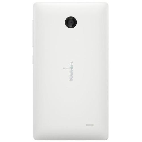 Задня кришка Nokia X Dual Sim (RM-980) white