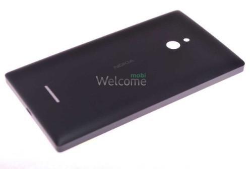 Задня кришка Nokia XL Dual Sim (RM-1030/1042) black
