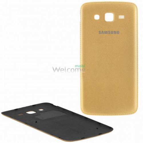 Задня кришка Samsung G7102 Galaxy Grand 2 Duos gold