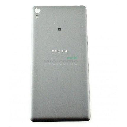 Задня кришка Sony F3311 Xperia E5/F3313 grey