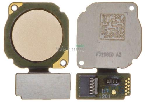 Шлейф сканера отпечатка пальца Huawei Nova 2 (2017) gold