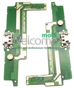 Mainboard Huawei Y3 II 2016 (LUA-L21), версія 4G with charge connector