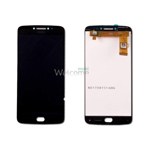 Дисплей Motorola XT1770 Moto E4 Plus/XT1771/XT1775 with touchscreen black