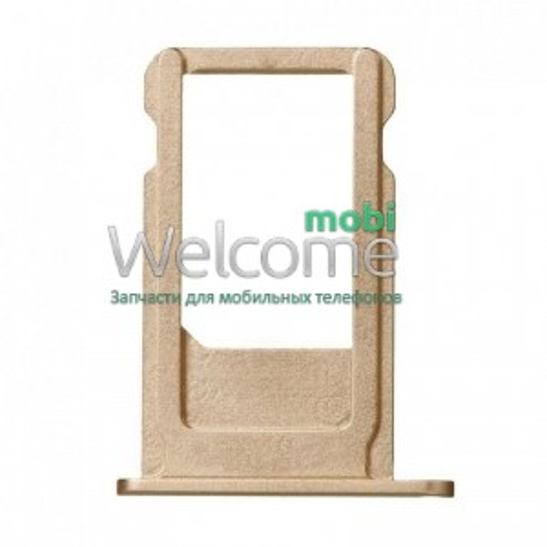 iPhone6S Plus sim-card holder gold
