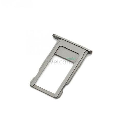 iPhone6S Plus sim-card holder grey