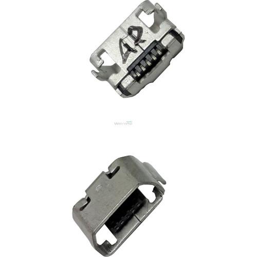 Конектор зарядки Meizu M3 Note/MX4/MX4 Pro/U20 (5 шт.)