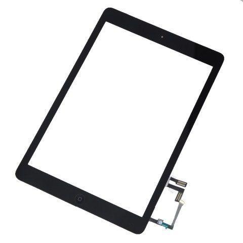 iPad 2017 touchscreen+home button+flex black