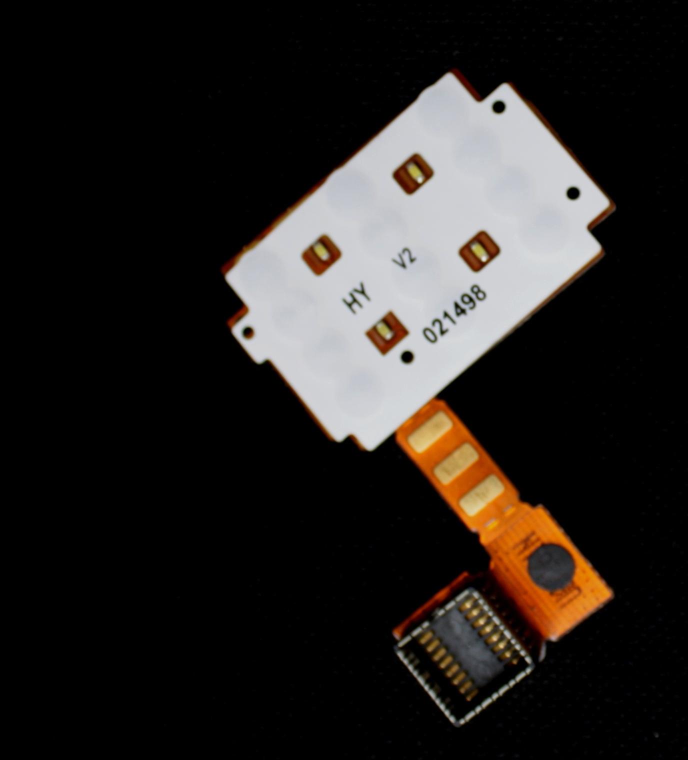 Keypad module Nokia 3250 down