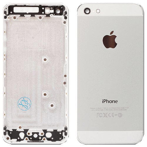 Iphone5 back cover white