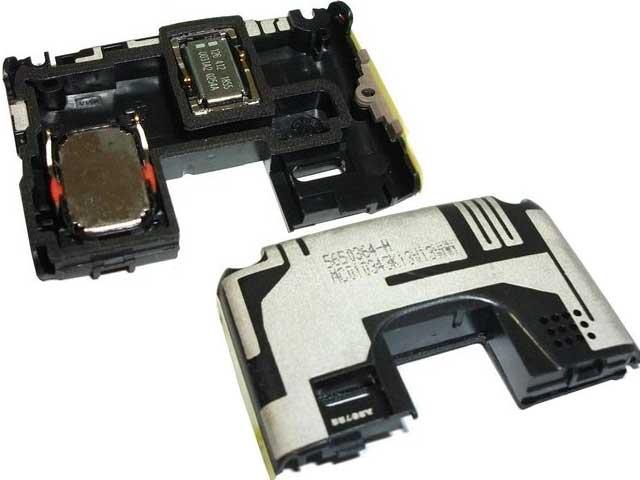 Antenna module Nokia 6700 with buzzer and speaker