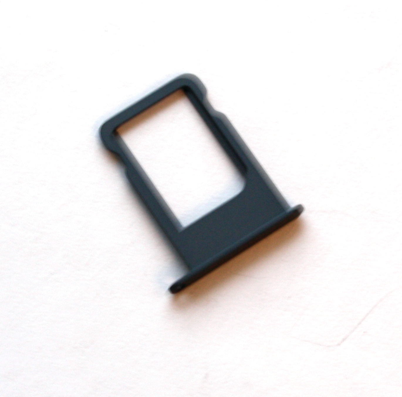 iPhone5 sim holder black