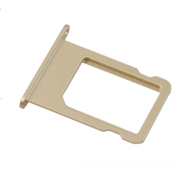 iPhone5S,iPhone SE sim holder gold