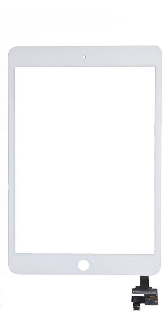 iPad mini 3 touchscreen+IC white high copy