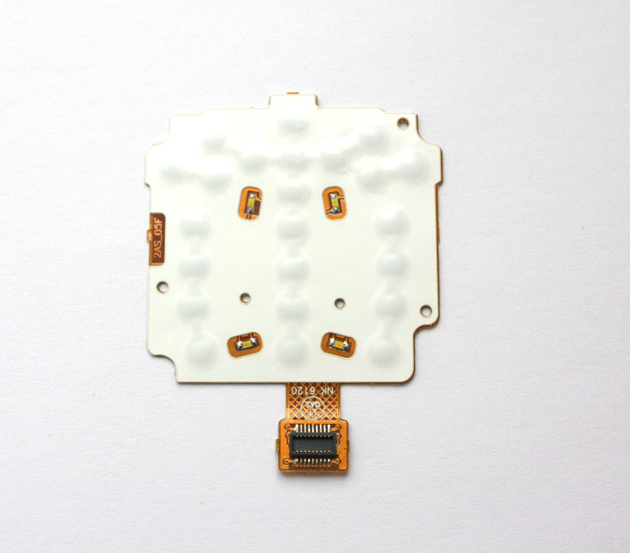 Keypad module Nokia 6120c