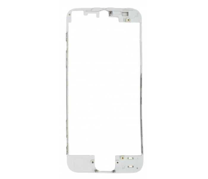 Iphone5 frame LCD white