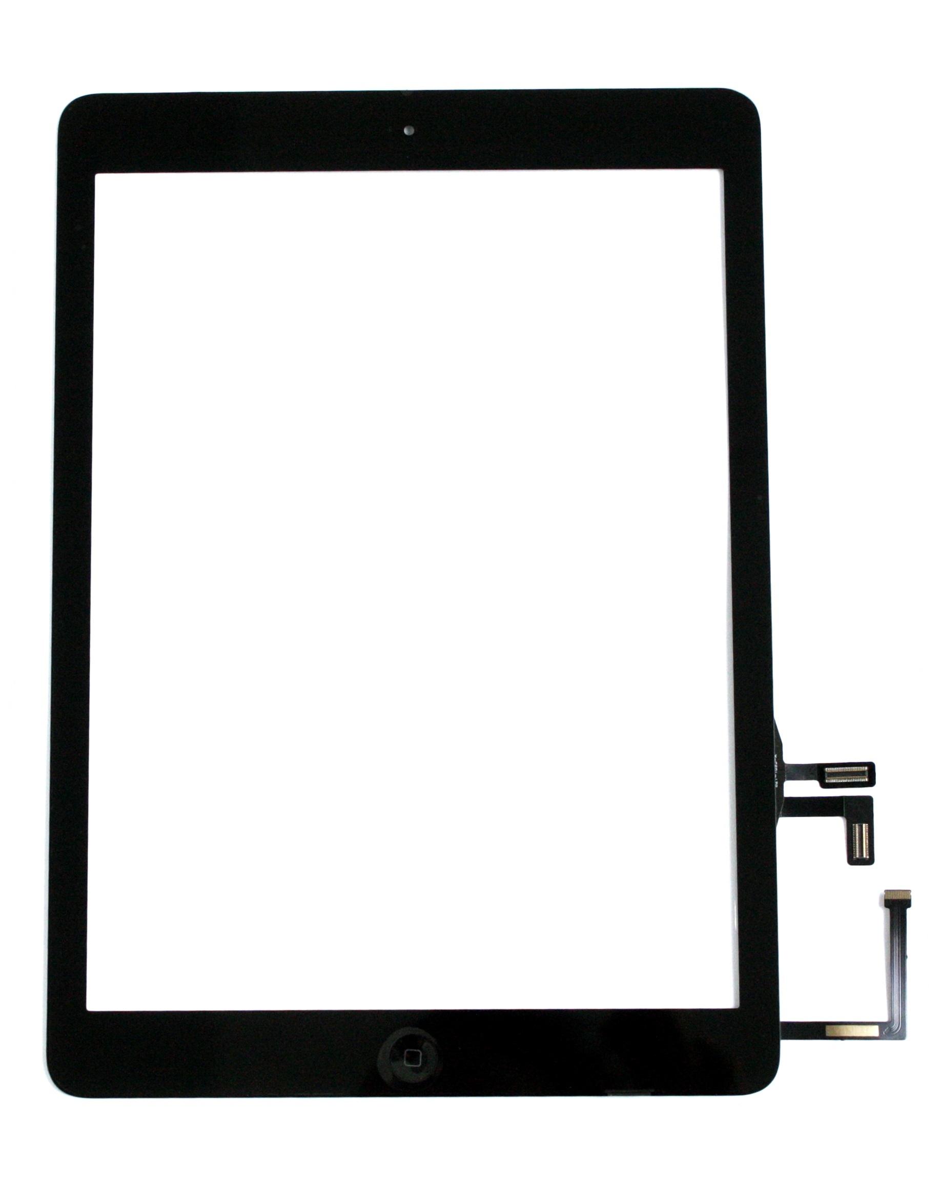 iPad Air (iPad 5) touchscreen+home button+flex black high copy