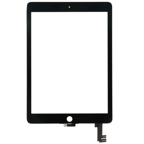 iPad Air 2 touchscreen black