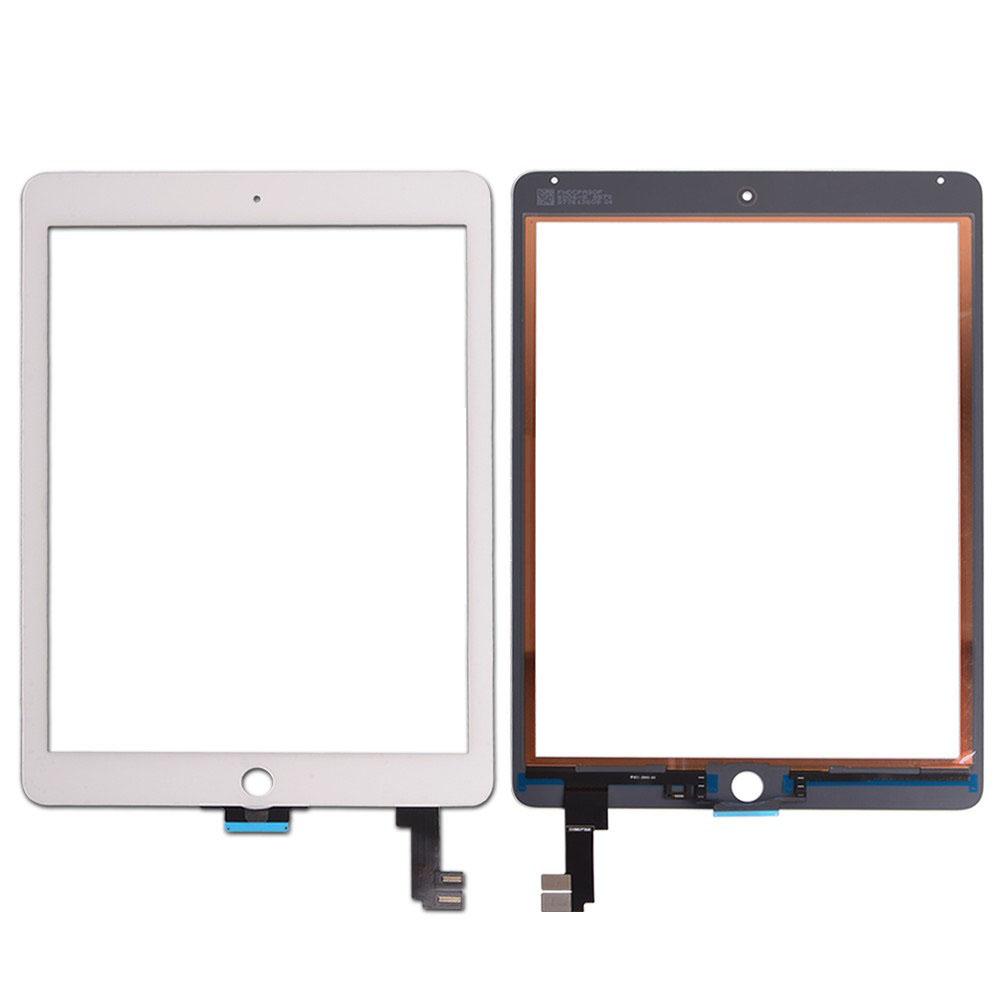 iPad Air 2 touchscreen white