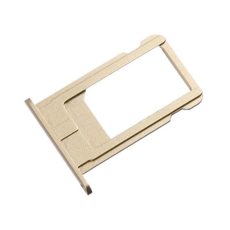 iPhone6 sim-card holder gold