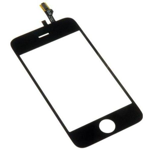 iPhone3G touchscreen black