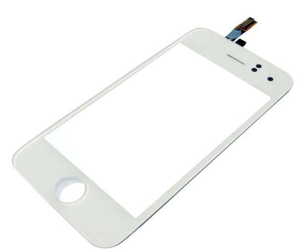 iPhone3G touchscreen white
