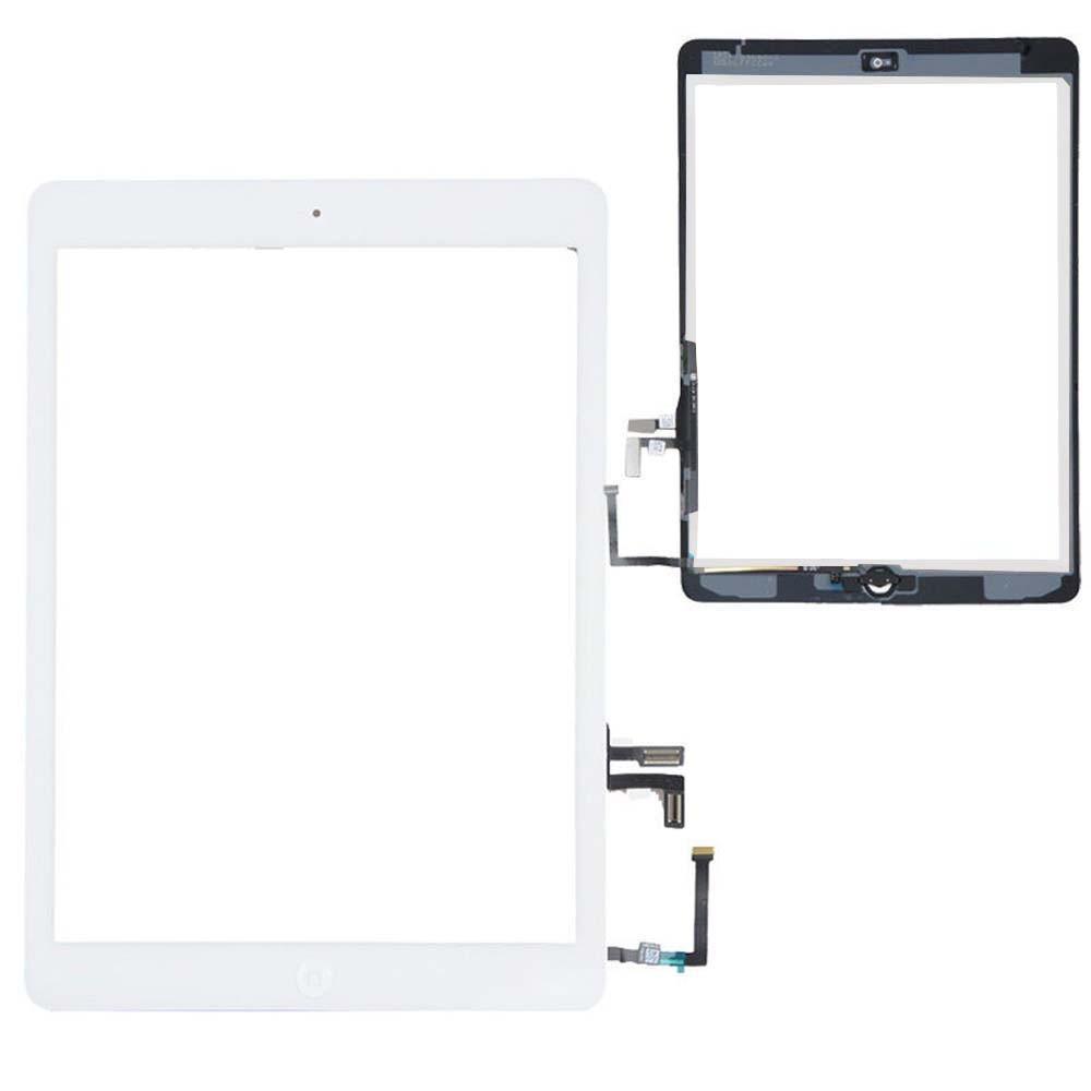 iPad Air (iPad 5) touchscreen+home button+flex white