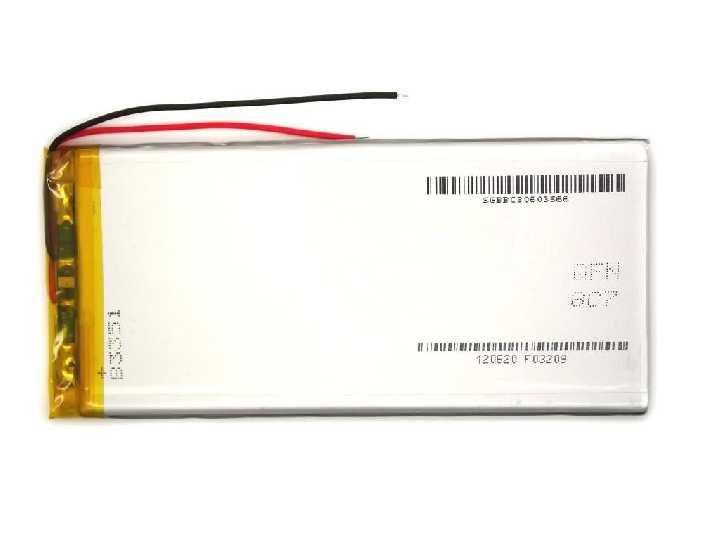 АКБ для планшета 4.0*35*130мм (3000 mAh)